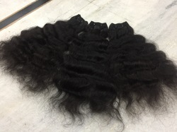 Virgin Indian Natural Curly Hair
