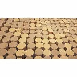 High Solid Round Alumina Bricks