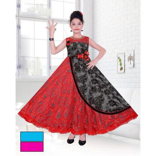 260a93e1ce0 Party Wear Kids Stylish Gown