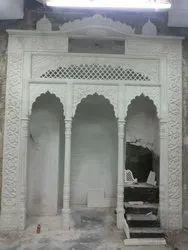 Marble Masjid Qibla