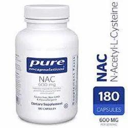 N Acetyl L Cystein Capsule