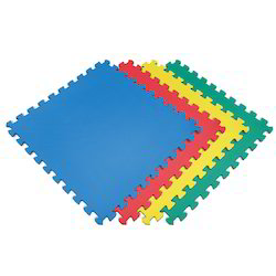 Rubberized Interlocking Mats