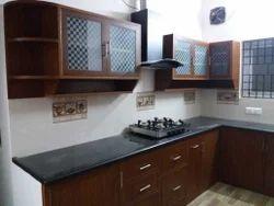 PVC Classic Modular Kitchen
