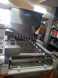 Idly Tray Filling Machine For Hotelier & Catering