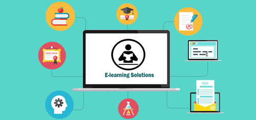 Hindi E- Learning Solution