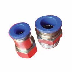 Aluminium PUP Pipe Connector