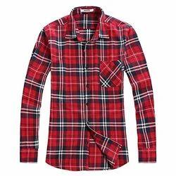 Cotton Heights Mens Checkered Shirt