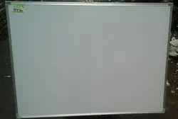 Whiteboard with Plain Aluminium Frame