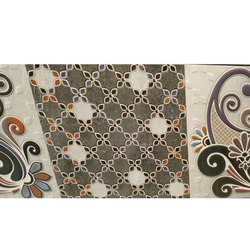 Ceramic Designer Wall Tiles, Thickness: 6 - 8 mm