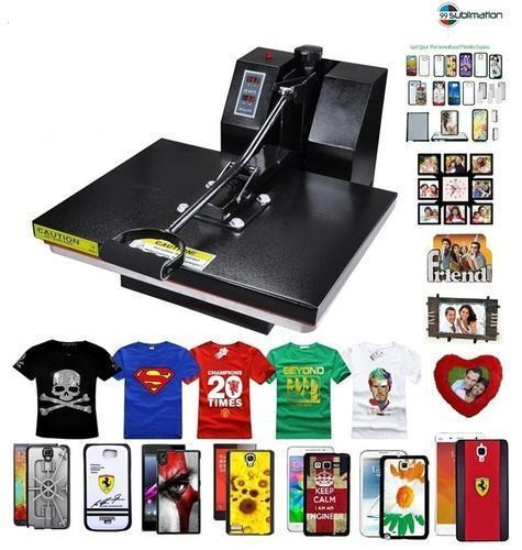 T Shirt Printing Machine Heavy Duty At Rs 26500 Piece