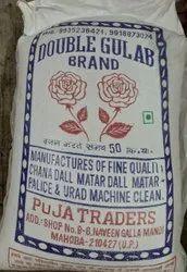 White Peas Double Gulab 50 Kg Bag