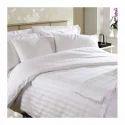 Plain White Bed Linen Sheet