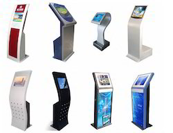 Android Digital Standing Printing Kiosk