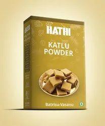HATHI Katlu Powder, 100gm,1kg, Packaging: BOX