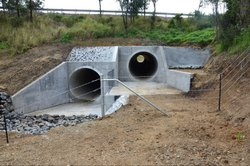 Concrete Culvert Pipe