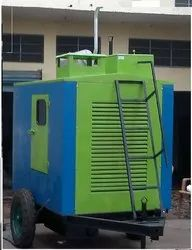 ESB-R05B - 5KW Portable Biomass Gasifier With Canopy