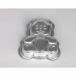 Teddy Bear Sitting Jelly Pans