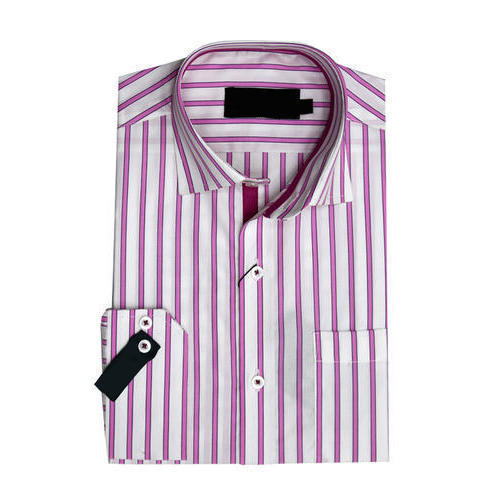 Greatest Mens Vertical Striped Shirts at Rs 330 /piece | Mens Striped  UE15