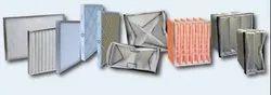 Panel Filter Plastic AIR FILTER, Filtration Grade: Medium Filter