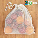 Organic Cotton Net Bags