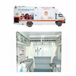 Mobile Diagnostic Unit