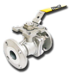 Fire Safe Direct Mount Flanged Ball Valve Series 190
