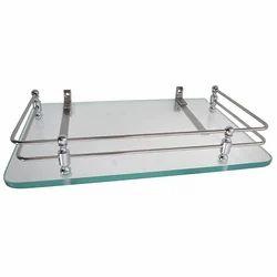 Klaxon Set Top Box Glass Shelf
