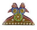 Paper Napkin Peacock Shape Holder