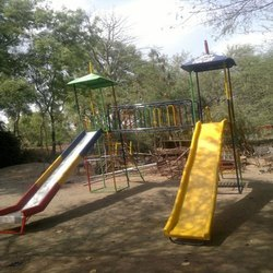 Playground Slide in Indore, प्लेग्राउंड स्लाइड