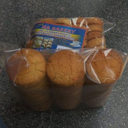 New MA Sweet and Salty Osmania Bakery Biscuit, Packaging Type: Packet