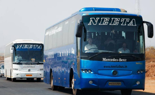 Bus Service For College Tour Service In Pune Mumbai Highway