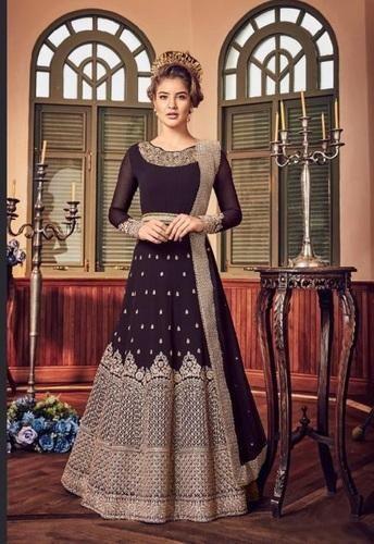 Bridal And Wedding Designer Beautiful Anarkali Woman Wear Dress