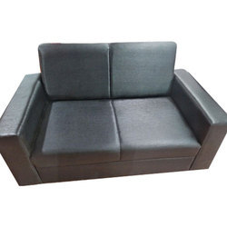 Modern Multicolor 2 Seater Leather Sofa Set