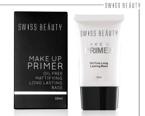 new arrival 100% quality get new Swiss Beauty Oil Free Long Lasting Makeup Primer Sb 1301