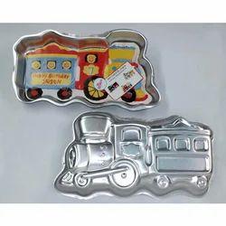 Engine Cake Pans