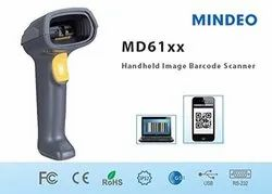 Mindeo 1d 2d Qr Code Scanner For Image Md6100