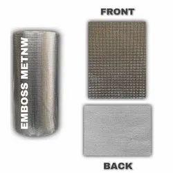 Silver Metallized Film Laminated Non Woven Fabric