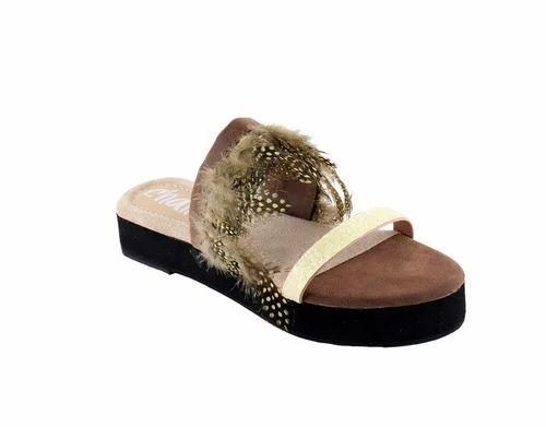 d1173e615c7 Flatforms - Starry Night Flatforms Sandal Manufacturer from New Delhi