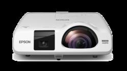 Epson Short Throw Wireless Interactive Projector