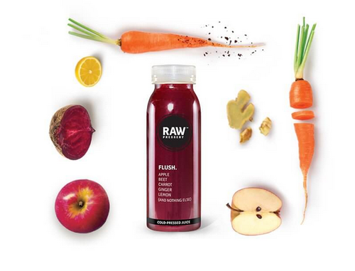 Cold Pressed Juice >> Flush Cold Pressed Juice Fresh Juice Fruit Crush Raw Pressery