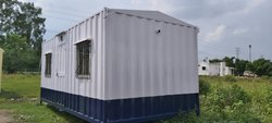 Pota Site Office Container