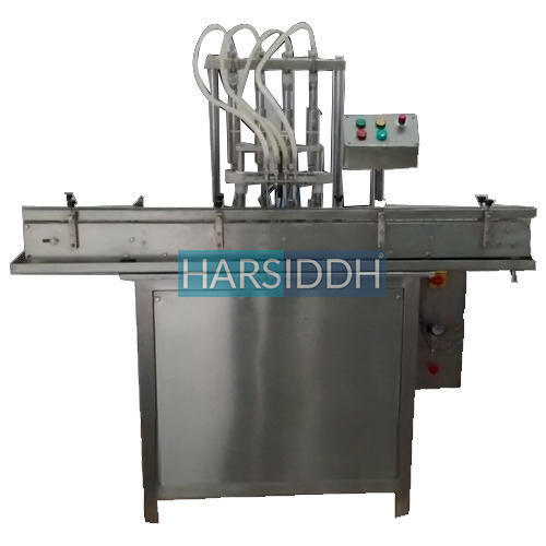 Automatic Stainless Steel Pharmaceutical Bottle Liquid Filling Machine