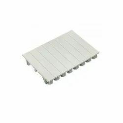 Opel White, Siemens Grey Plastic DB Blanking Plate