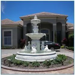 Outdoor Decorative Water Fountain