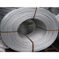 Round Aluminum Copper Coil