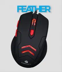 621cf499e94 Black FP Gaming Mouse, Gaming Mouse | Coimbatore | Byos Memory Stack ...