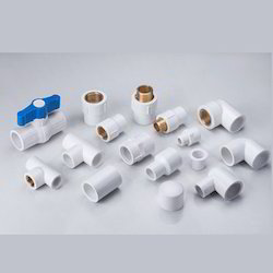 UPVC Pipe Fittings, for Structure Pipe, Size (inch): 1/2