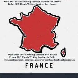 France MSc Dissertation Writing Services