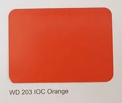 Wd-203 Loc Orange ACP Sheets