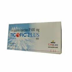 400 Mg Teicoplanin Injection